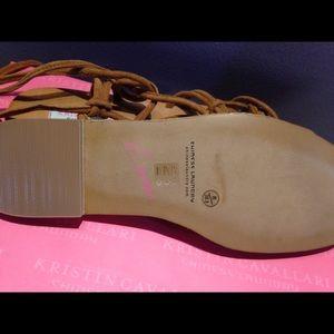 Chinese Laundry Shoes - Kristin Cavallari Chinese Laundry Wrap Sandals
